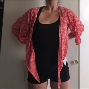 Billabong kimono top